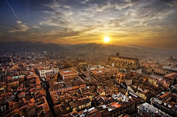 Bologna by aliguven