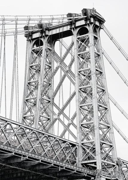 The Brooklyn Bridge by mike0101