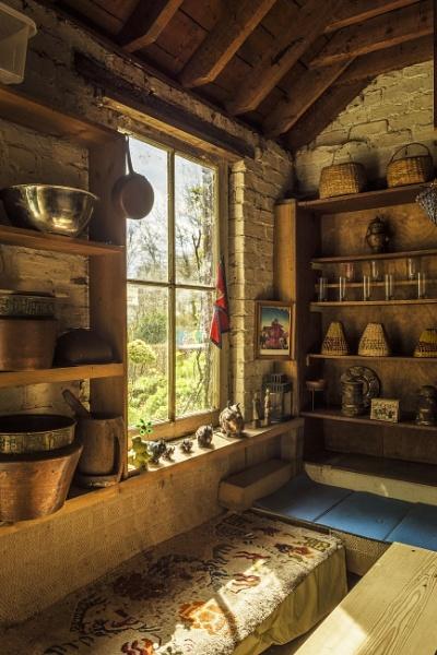 The Sherpa House - Craigieburn Gardens -  Moffat by TrotterFechan