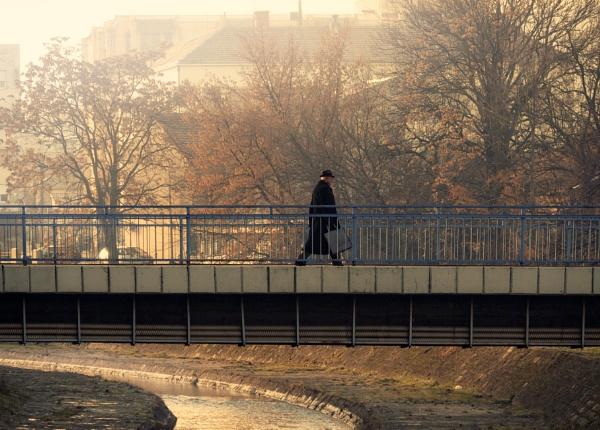 Urban scene XLVI by MileJanjic