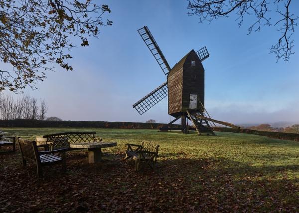 Nutley Windmill by JJGEE