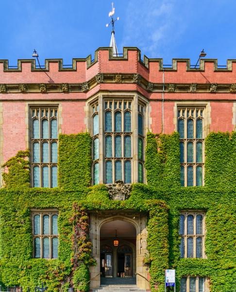 Firth Court by JamesBarson