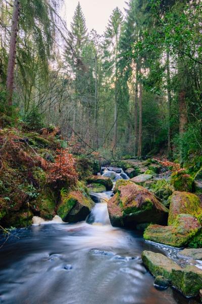 Wyming brook by JamesBarson
