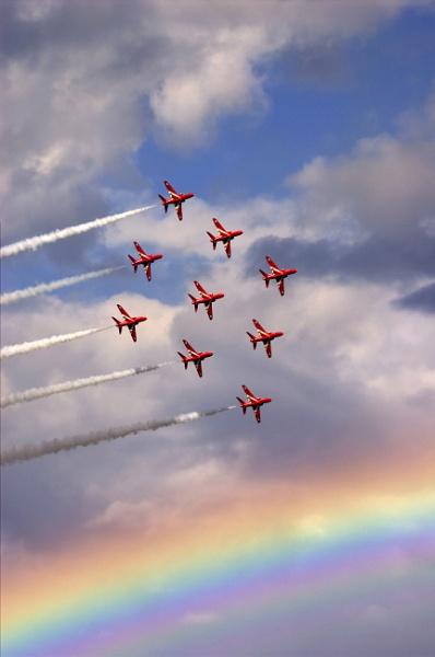 Over the Rainbow by AnnaBanana