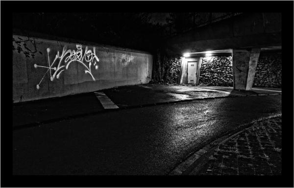 Night Graffiti by Rende