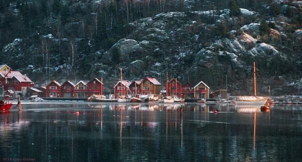 Sandefjord. by Richard Hovland