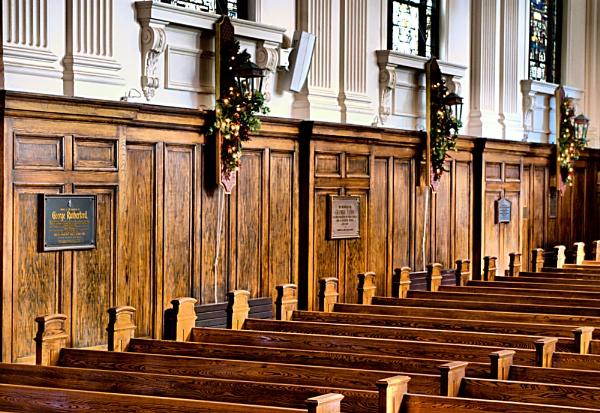inside Hamilton\'s Central Presbyterian Church # 02 by TimothyDMorton