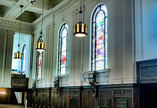 Inside Hamilton\'s Central Presbyterian Church 03 by TimothyDMorton