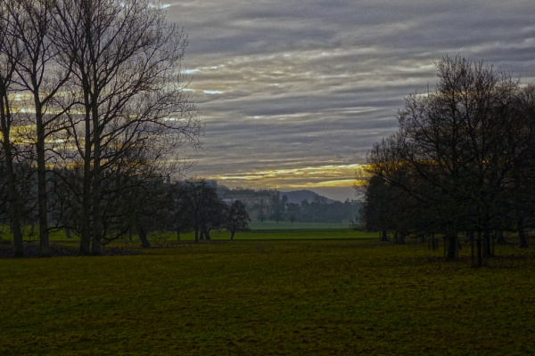 Chatsworth House by mmart