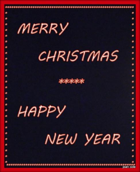 IT\'S CHRISTMAS by EMJAYCEE