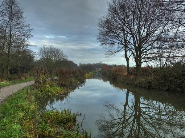 Misty December Morning.... by ianmoorcroft