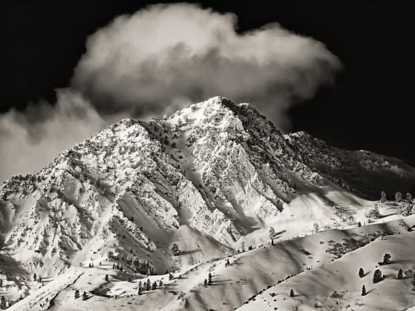 Winter summit by mlseawell