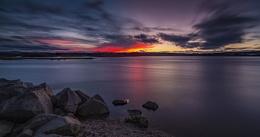 Spey sunset