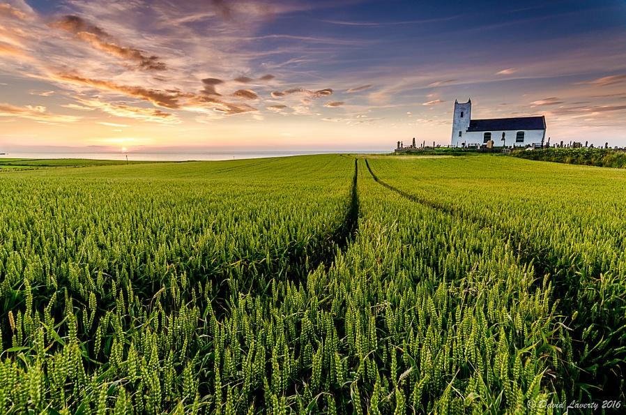 Sunset on the North Coast