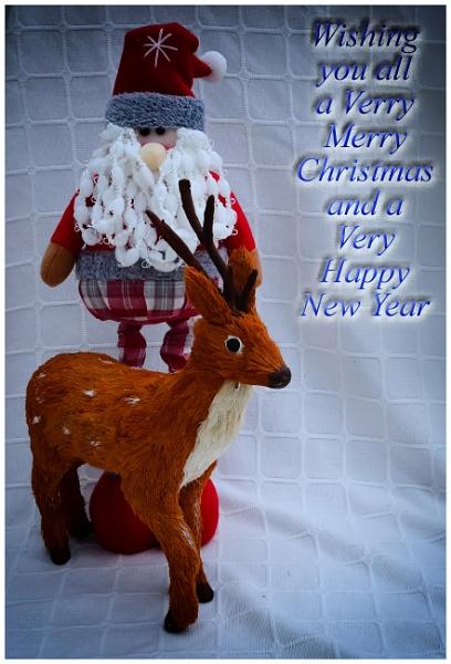 Happy Christmas by Nikonuser1