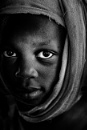 Gambian Villager by stevewlb