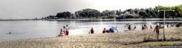 At the beaches of Pieria
