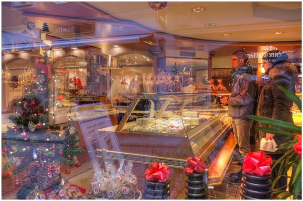 in der weihnachts bäckerei by dukes_jewel