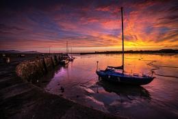 Carlingford Sunrise