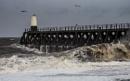 Storm Barbara at Maryport by Sue_R