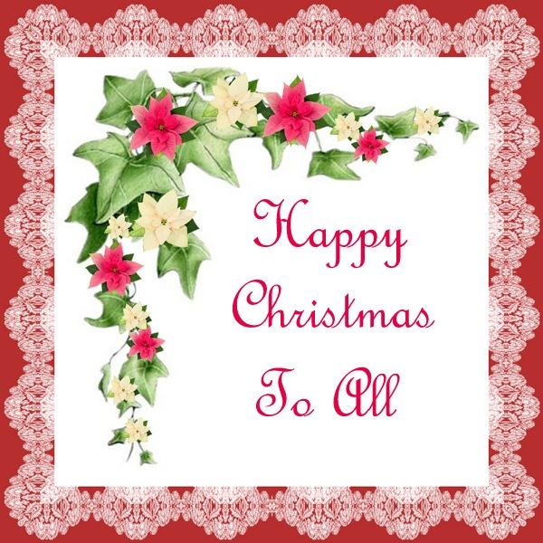Happy Christmas by BarbaraR