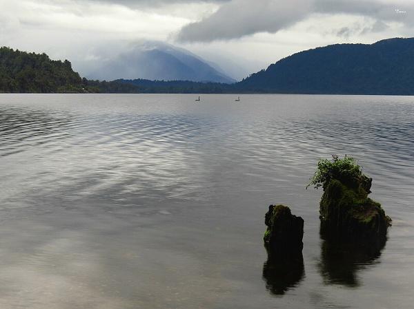 Lake Mapourika 2 by DevilsAdvocate