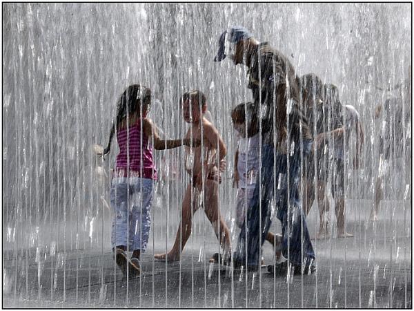 Summer Shower by Karazor