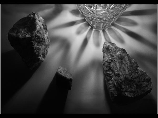 Candle Lit Stones 2 by Otinkyad