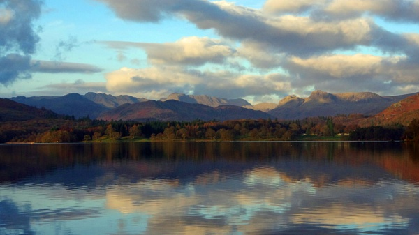 Windermere and beyond by belgarion11