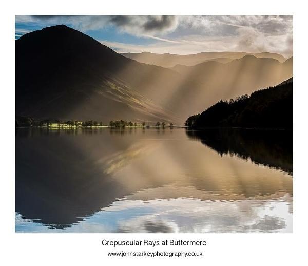 Crepuscular Rays by john_starkey