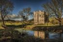 Hopton Castle by RocketRon