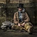 The Victorian Beggar by RocketRon