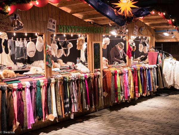 Christmas Market Vancouver 2016 by Swarnadip