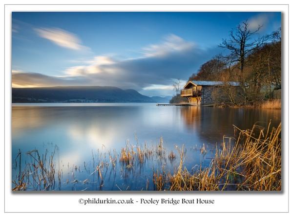 Pooley Bridge Boat House by Philpot