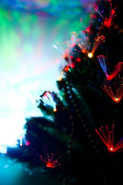 Christmas tree by Sillu