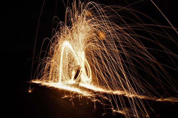 fire twirl by 50martins