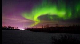 Northern Lights Alberta Canada