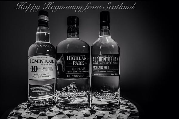 Happy Hogmanay by Craigie10
