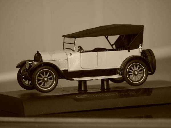 1919 Cadillac convertible by sparrowhawk