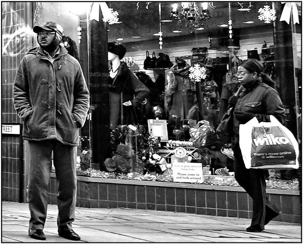 Meet Me on the Corner by ken j.