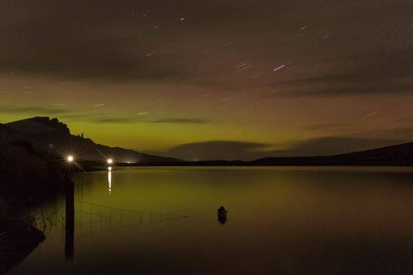 Loch Fada Aurora by McBunny1972