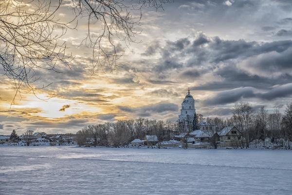 Winter in December by zdumus
