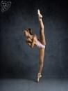 Serenal McCall - dancer by BarrieSpence