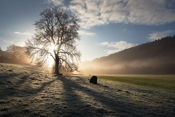 Morning Thaw by Trevhas