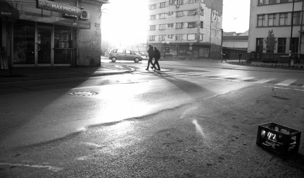 Urban Scene LIV by MileJanjic
