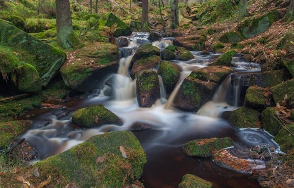Wyming Brook Peak District by Legend147