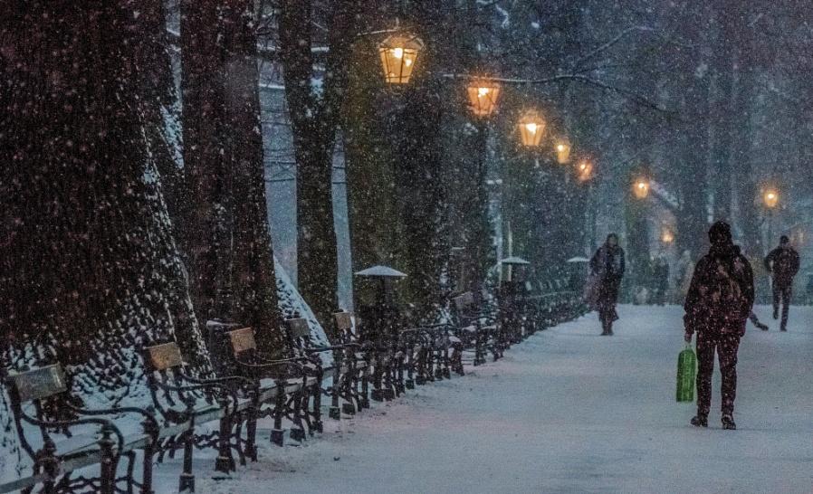 A Polish Winter