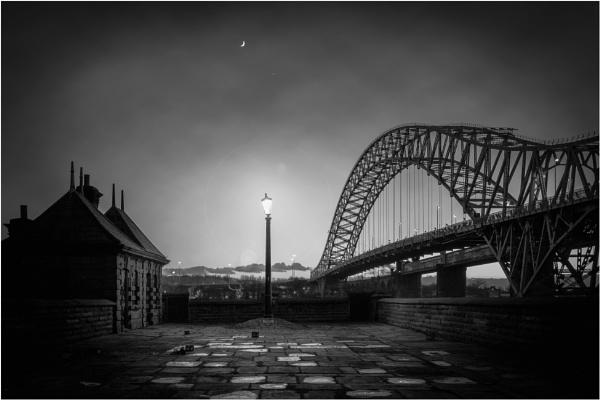 The old Mersey Gateway.. by Satlight