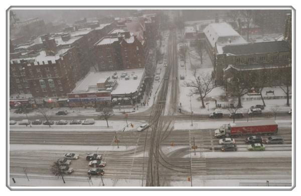 ***  Snow marks *** by Spkr51