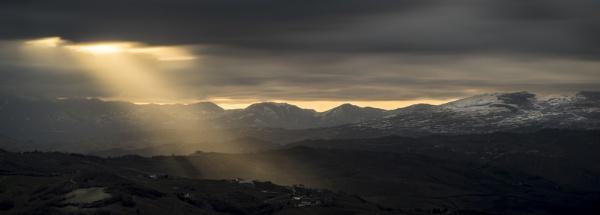 Rays by fabriziogaluppo